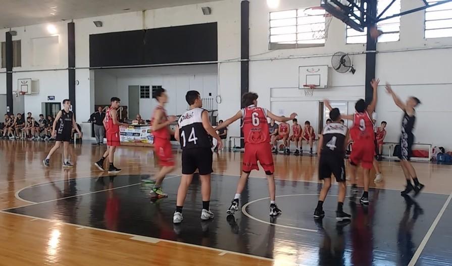 Basquetbol: Asociación Santafesina aquí repasamos resultados de los pibes