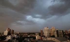 Rige un alerta meteorológico en Santa Fe