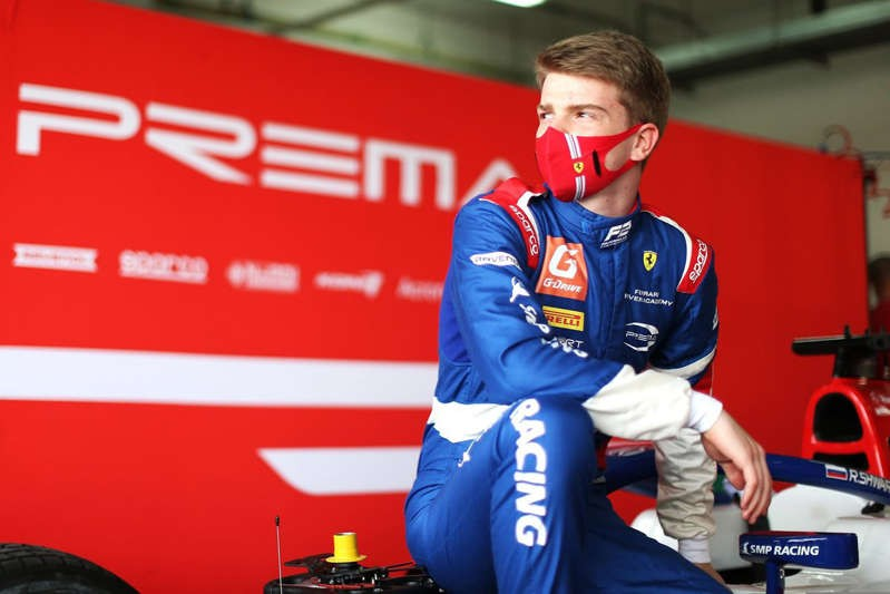 El junior de Ferrari que admite que aún no lo hizo bien para la F1
