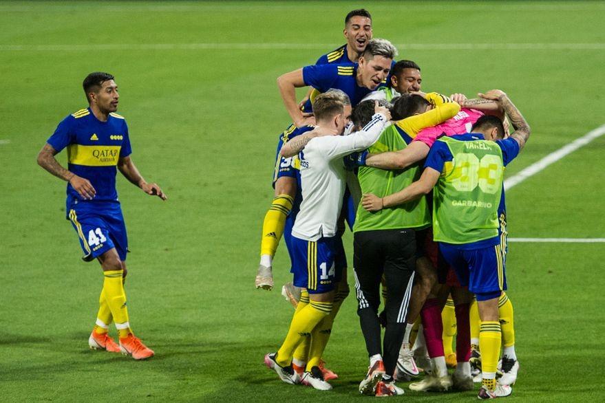 Copa Argentina: Boca le ganó a Patronato y pasó a semifinales