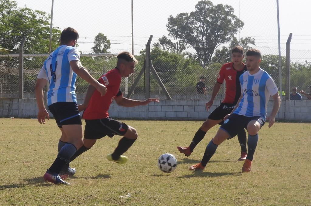 "LIGA SANTAFESINA:Se jugo una nueva fecha 15, torneo ""Jorge Alberto Angeloni"""